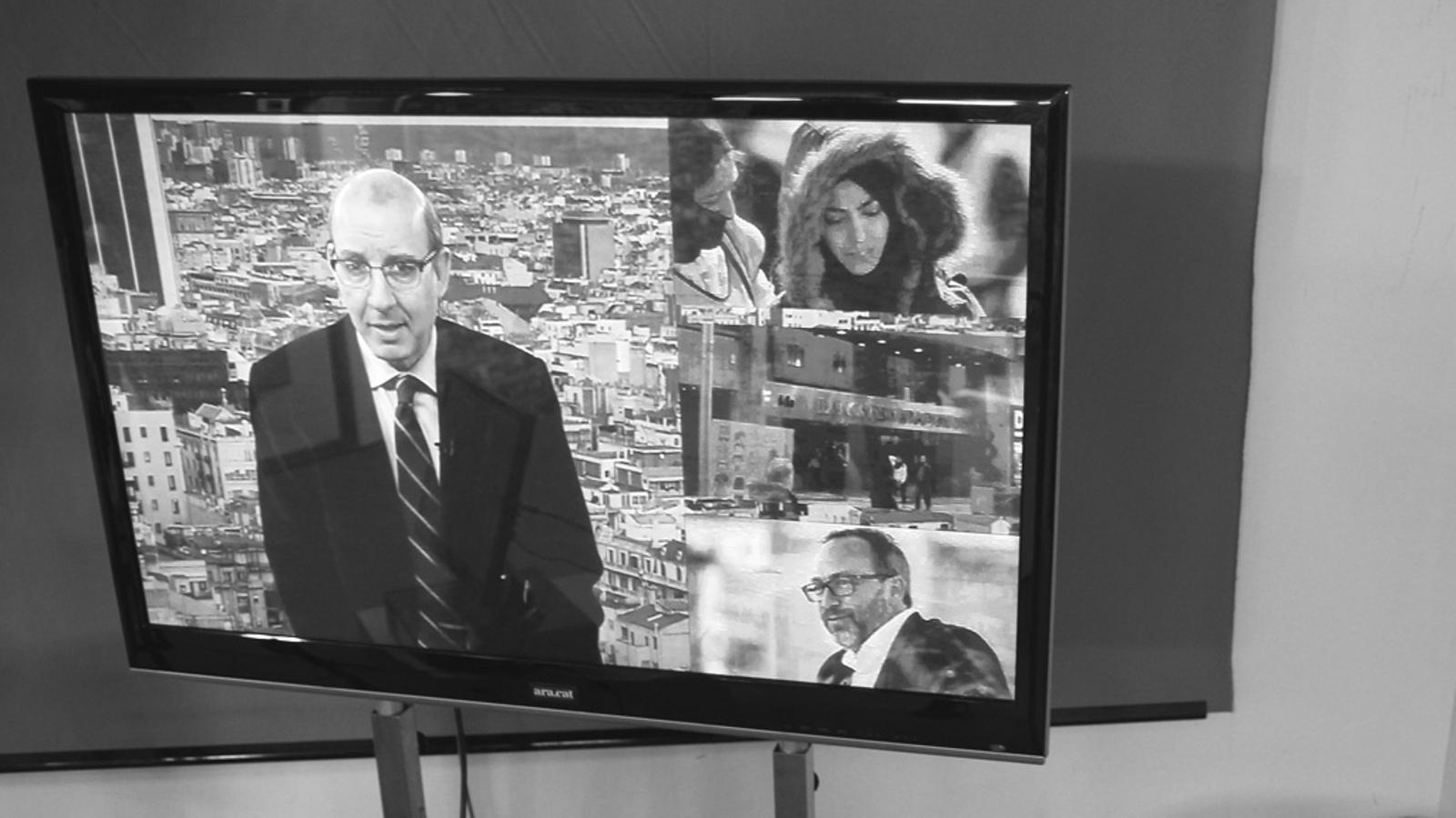 L'Editorial d'Antoni Bassas: 'Degollar, blanquejar i espiar al segle XXI' (11/03/15)
