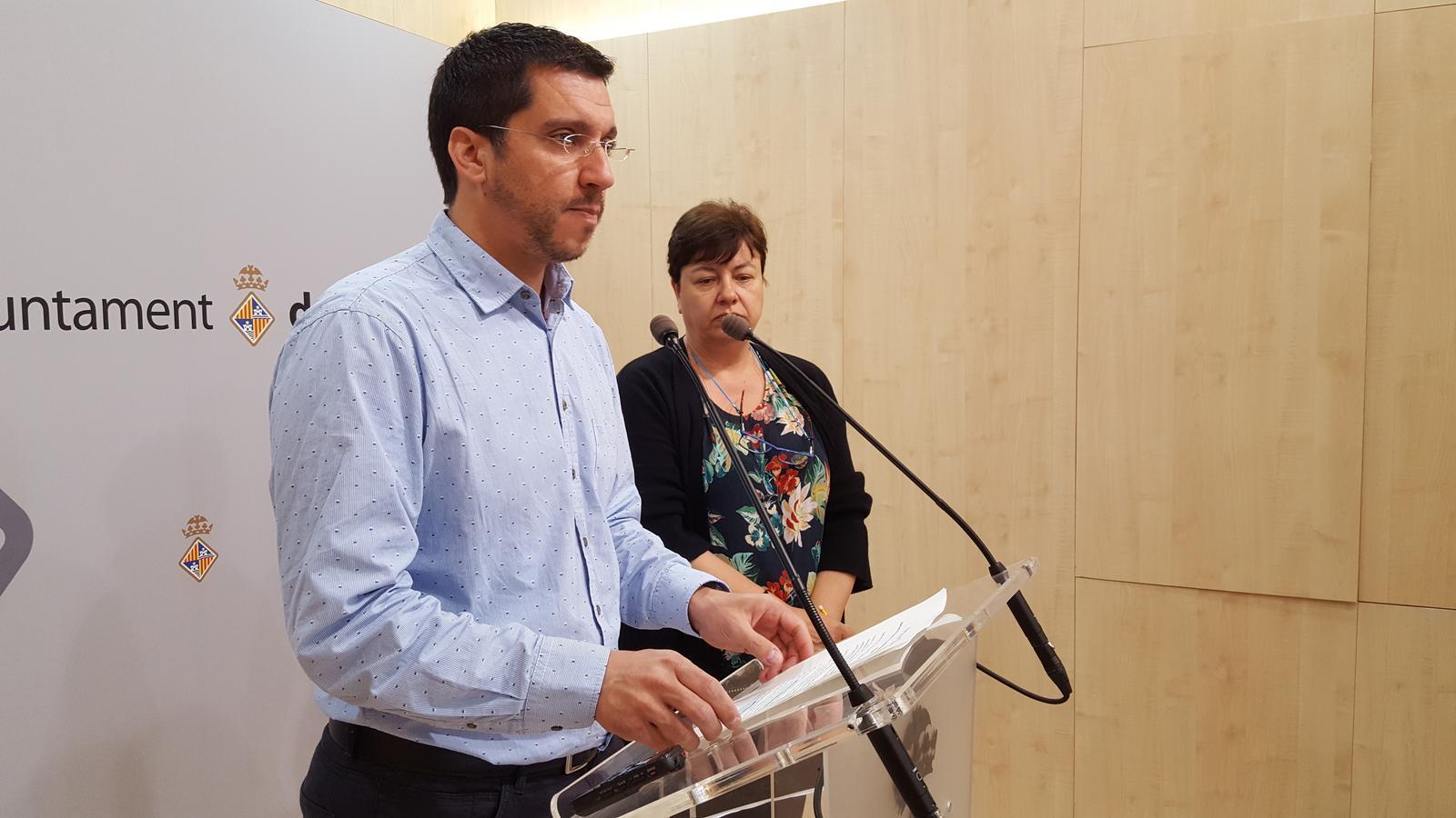 La reurbanització del carrer Rafael Rodríguez Méndez començarà en menys de 6 mesos