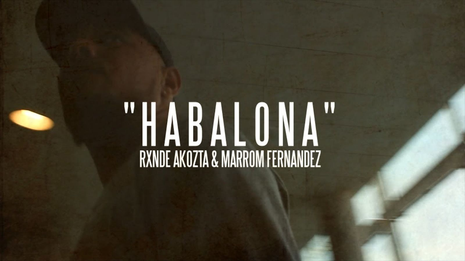 'Habalona', de Rxnde Akozta & Marrom Fernandez