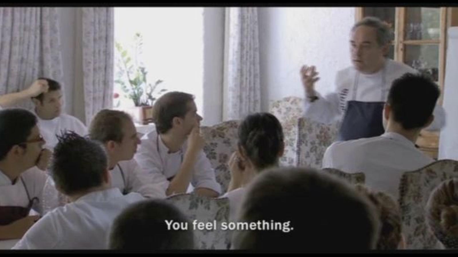 El documental d'El Bulli s'estrena al Regne Unit