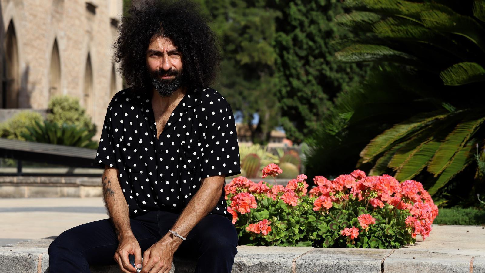 Ara Malikian al Palau de l'Almudaina
