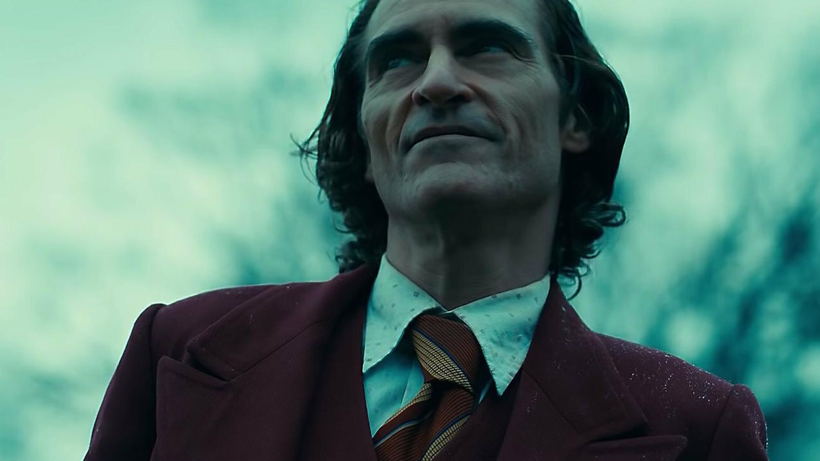Joaquin Phoenix assoleix amb el seu Joker una creació total, orgànica, gairebé tel·lúrica.
