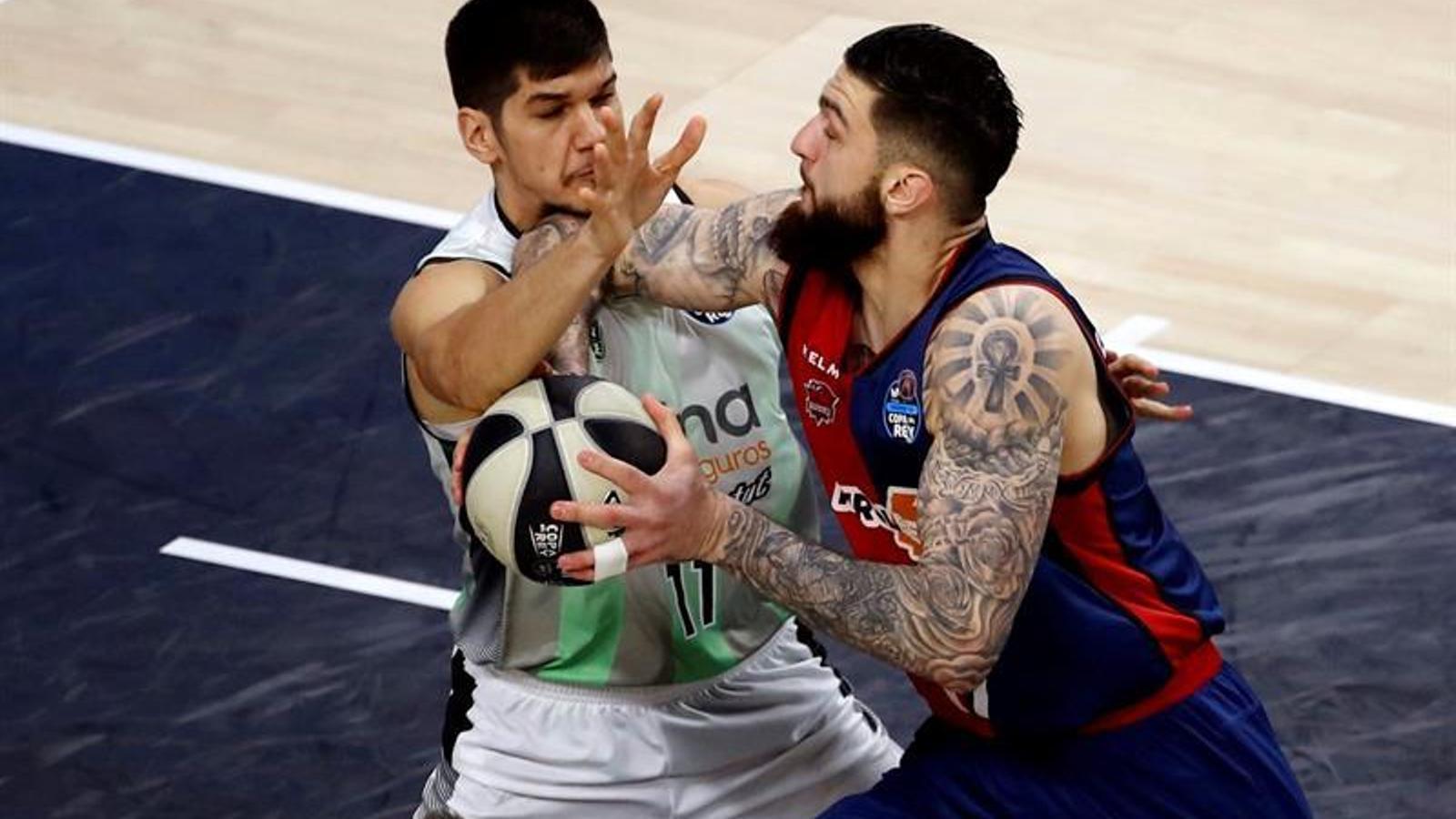 Marko Todorovic i Vincet Poirier