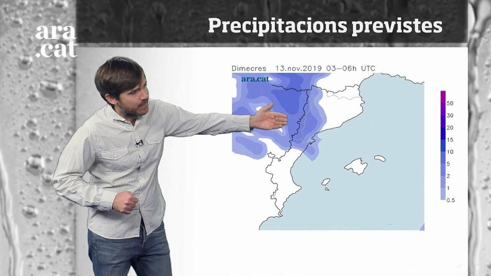 Méteo especial: fred encara més hivernal a partir de dijous