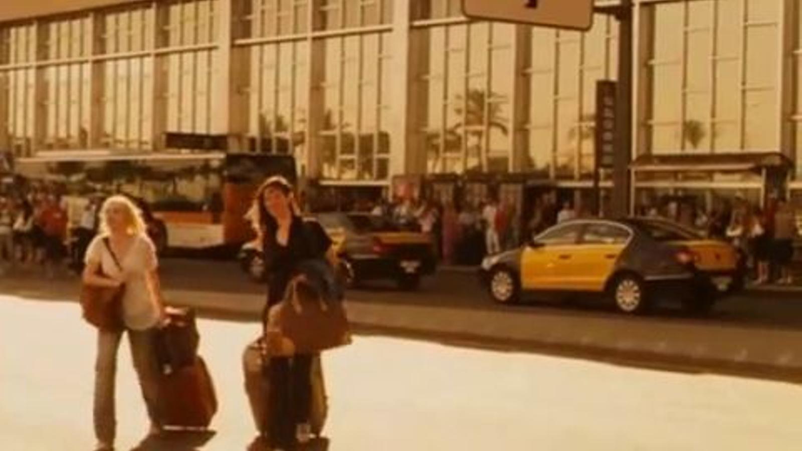 Tràiler de la pel·lícula 'Vicky Cristina Barcelona'