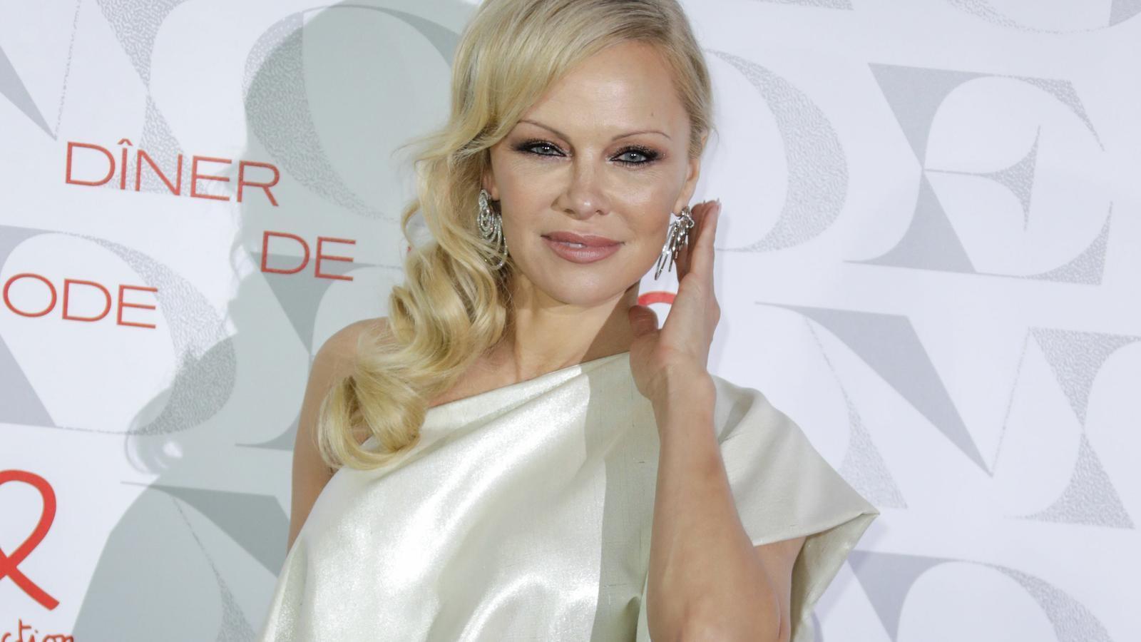 Pamela Anderson i Jon Peters ja havien mantingut una relació a finals dels anys 80