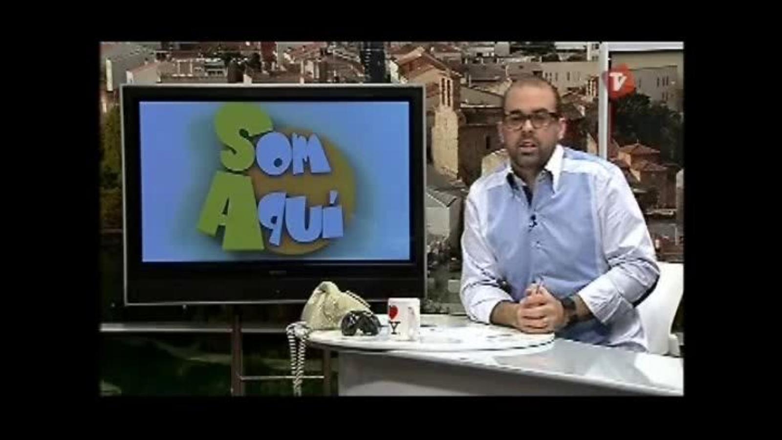 Ara VaDeJocs al Som Aquí del Canal Terrassa Vallès (16/01/2012)