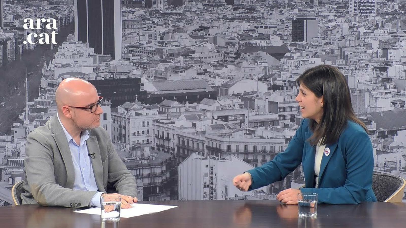 Entrevista de David Miró a Marta Vilalta