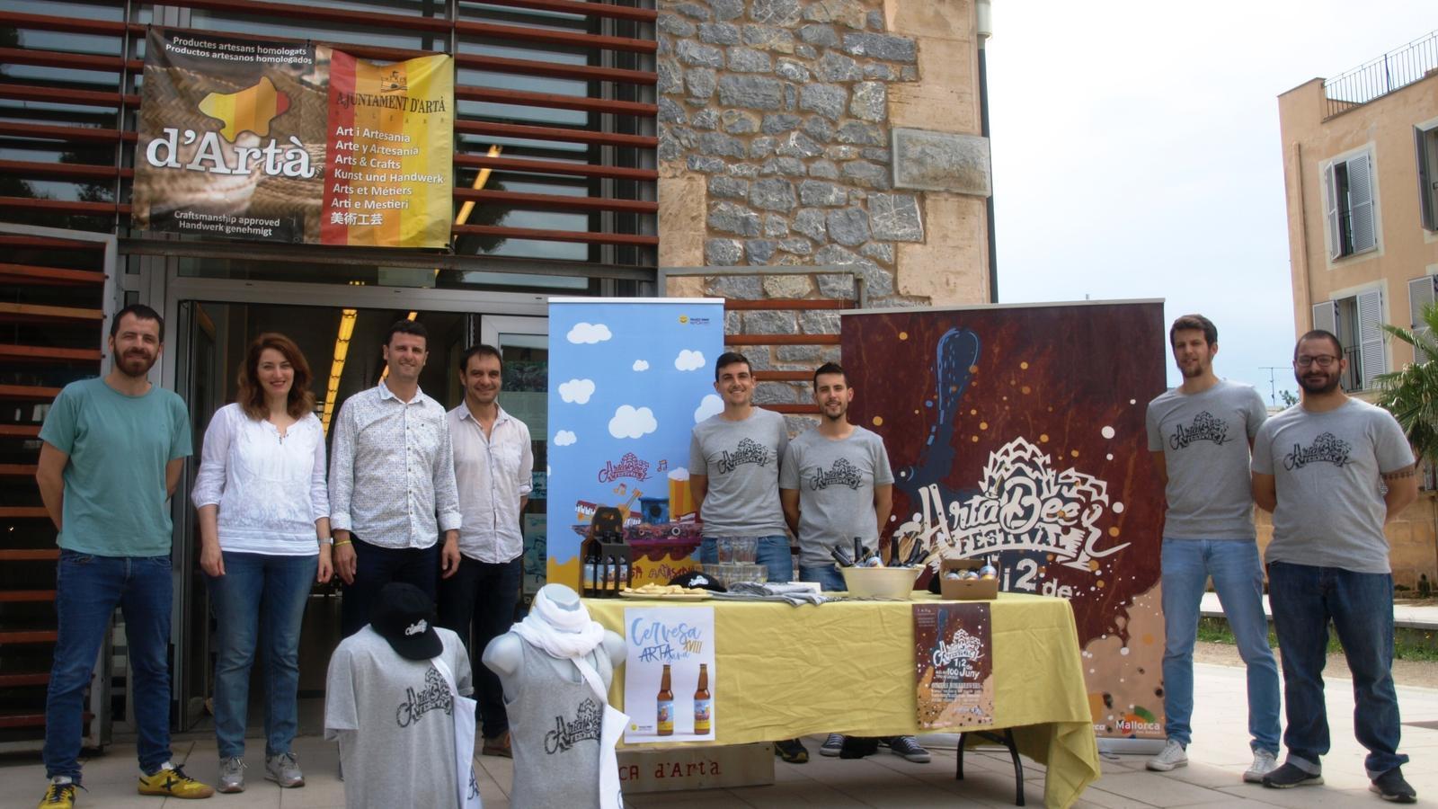 La quarta edició del festival cerveser artanenc s'ha presentat aquest matí.