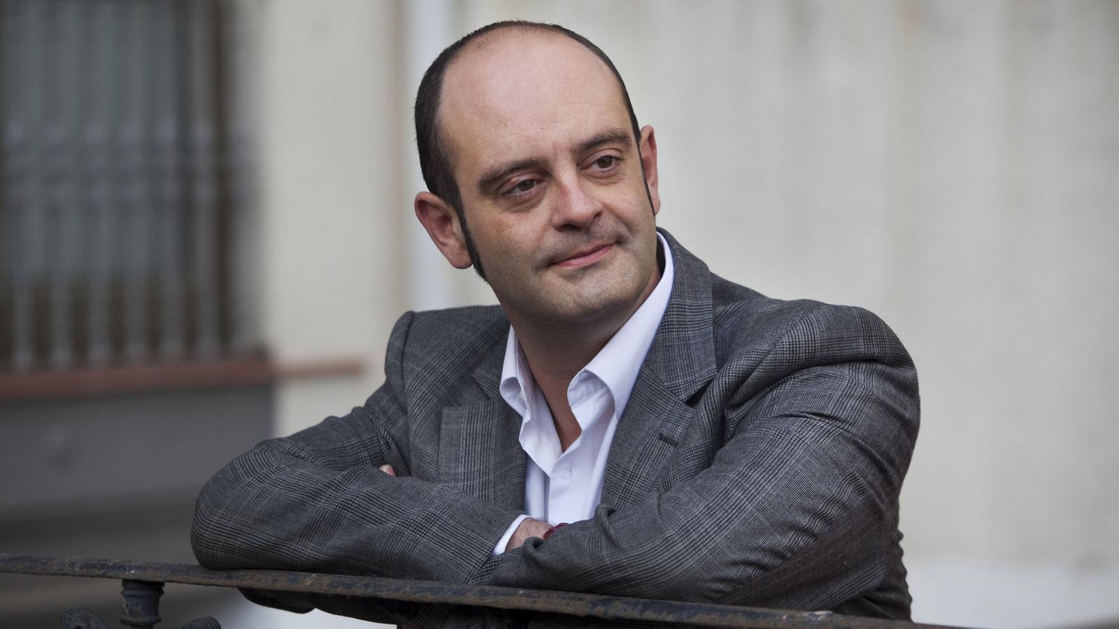 AUTOR MULTIPREMIAT Abans del Sant Jordi, Alzamora ha guanyat el premi Josep Pla, el Carles Riba, el Ciutat de Palma i els Jocs Florals.