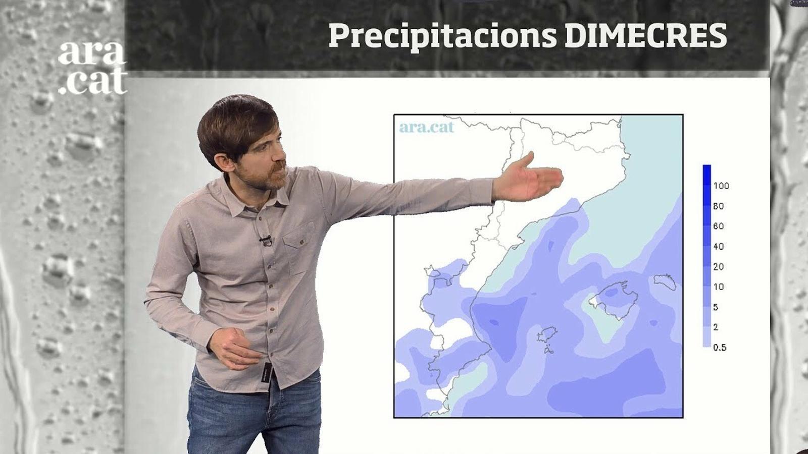 La méteo en 1 minut: l'últim dia d'hivern encara serà hivernal