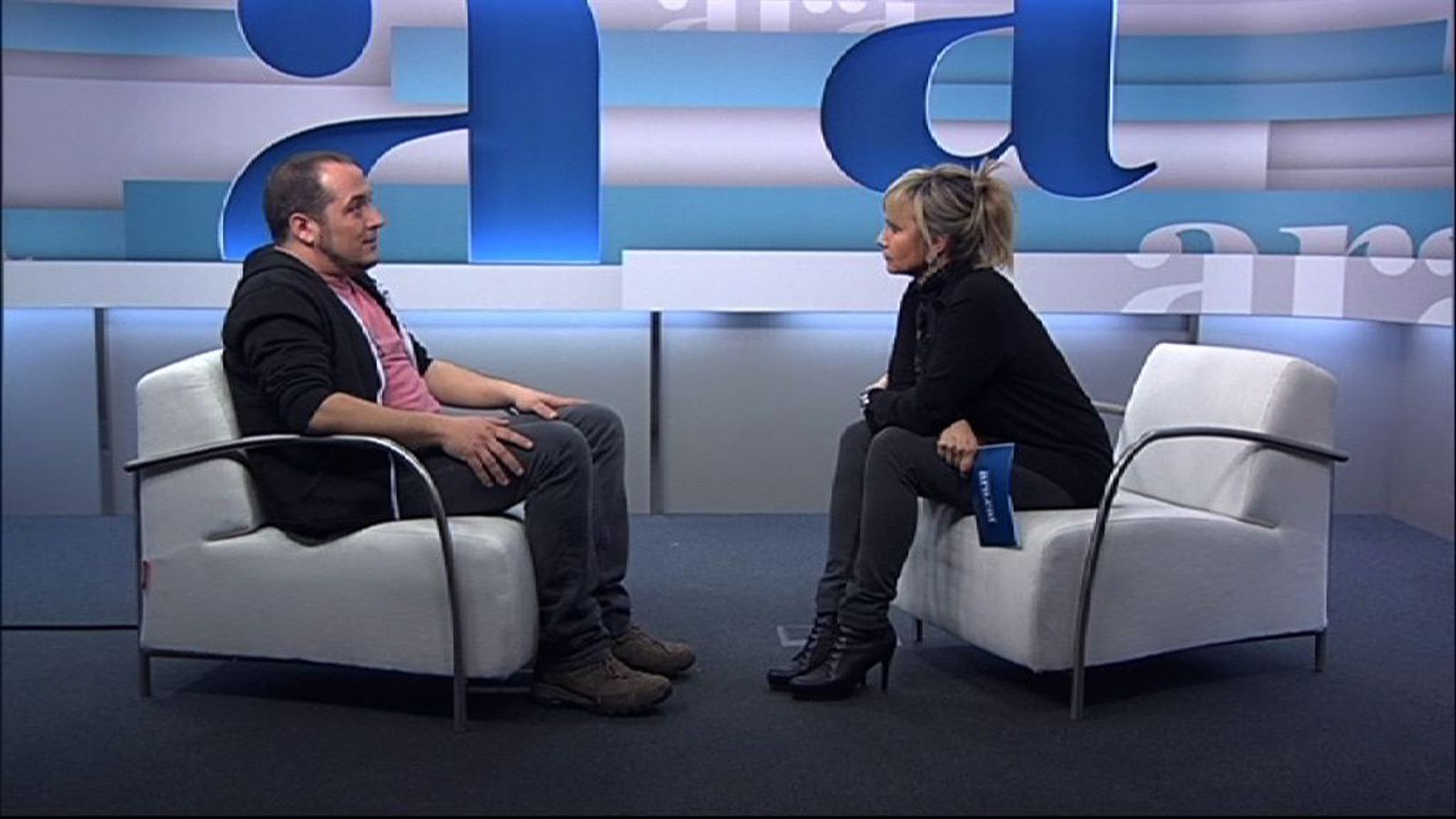 Entrevista a David Fernàndez, per Mònica Terribas