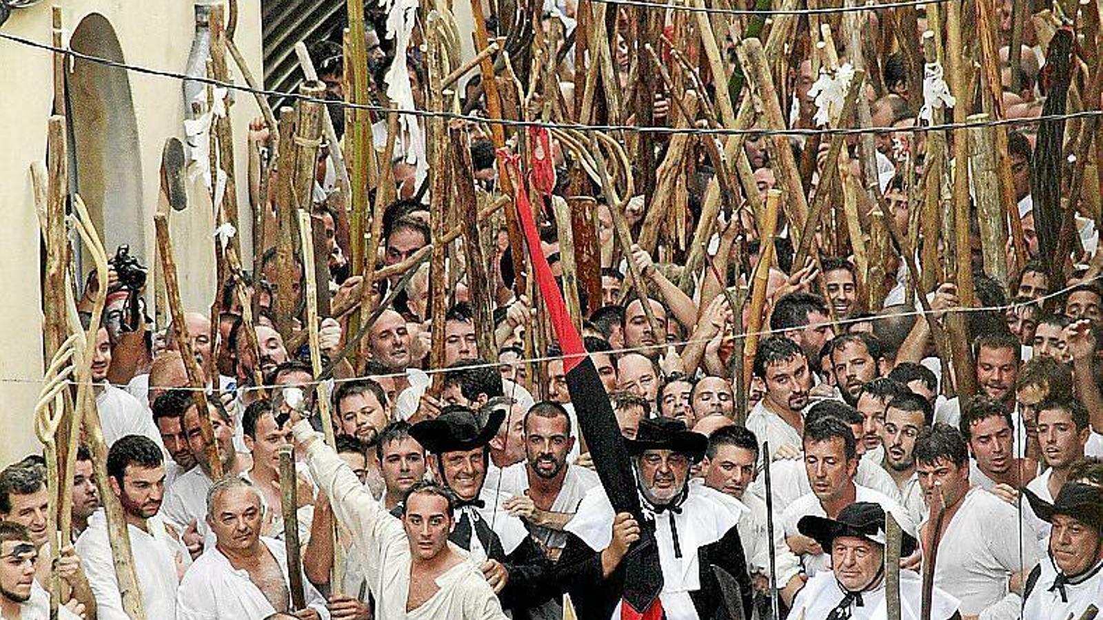 El protagonisme dels homes deixarà de ser exclusiu a Pollença.