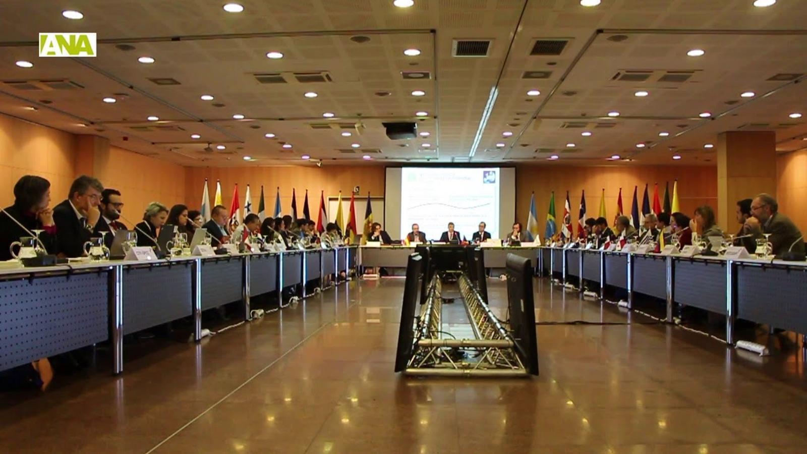 Crida a la implicació dels països iberoamericans en la lluita contra el canvi climàtic