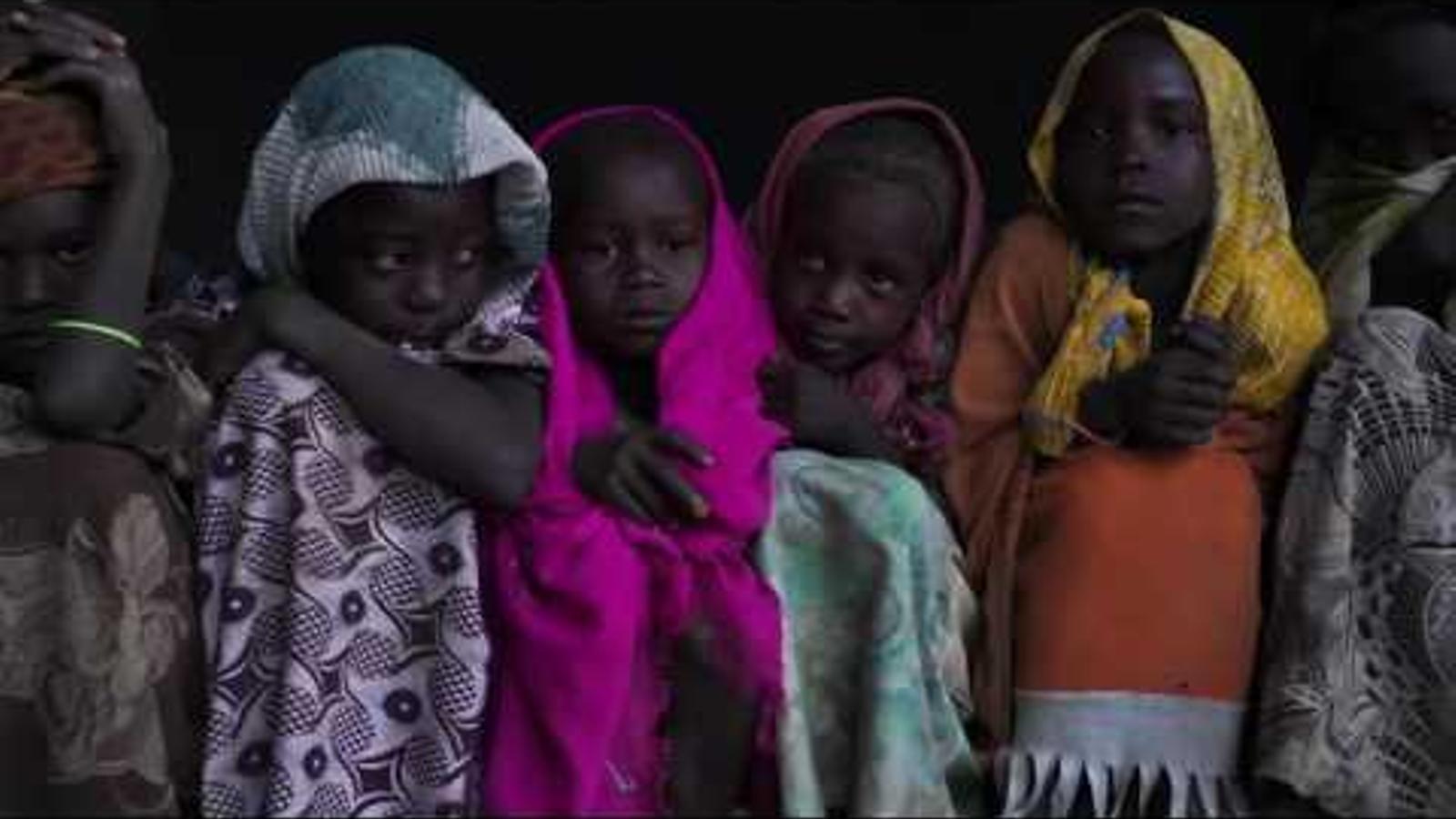 Vídeo dels atacs amb armes químiques al Darfur, d'Amnistia Internacional.
