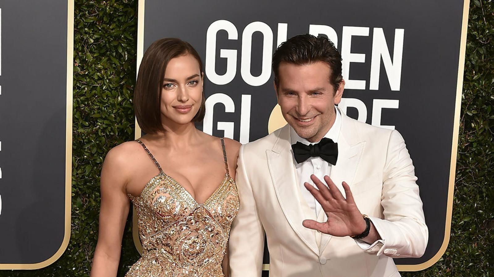 Bradley Cooper i  Irina Shayk trenquen