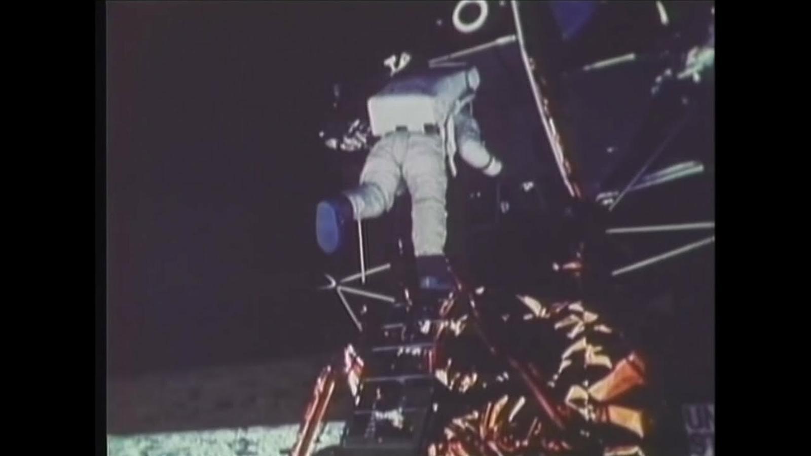 Les cinc coses que has de saber sobre l'arribada a la Lluna, per Rafael Clemente