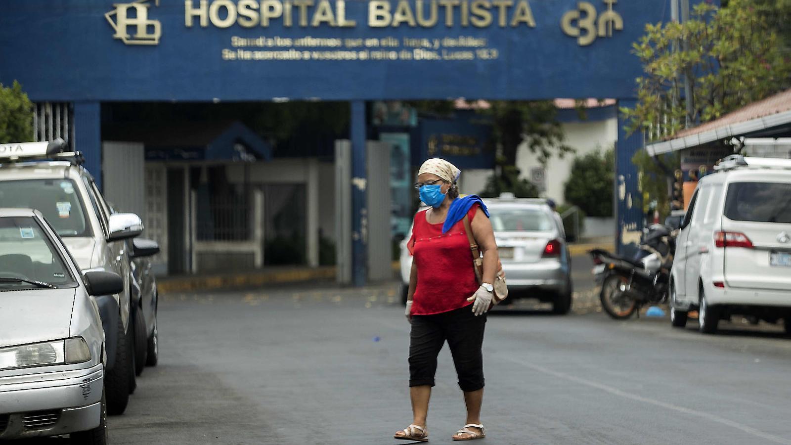 Autogestió ciutadana contra el coronavirus en la Nicaragua de Daniel Ortega