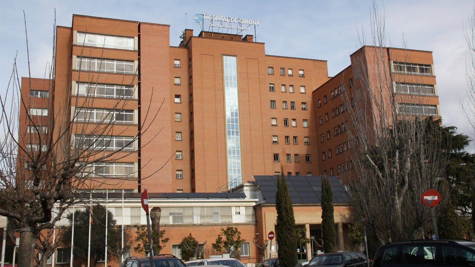 Façana de l'Hospital Universitari Josep Trueta de Girona / ACN