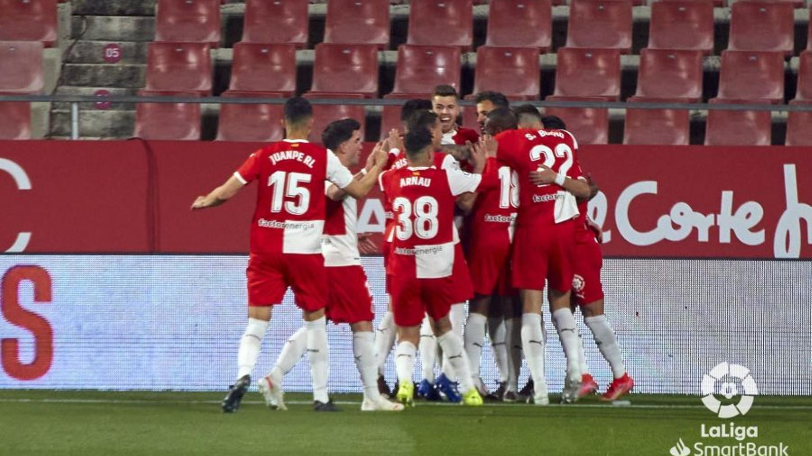 El pla del Girona és un bon presagi (3-0)