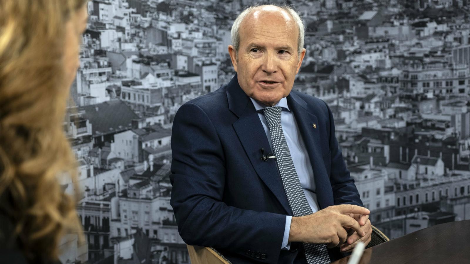 """José Montilla: """"El diàleg implicarà també parlar sobre la sentència"""""""