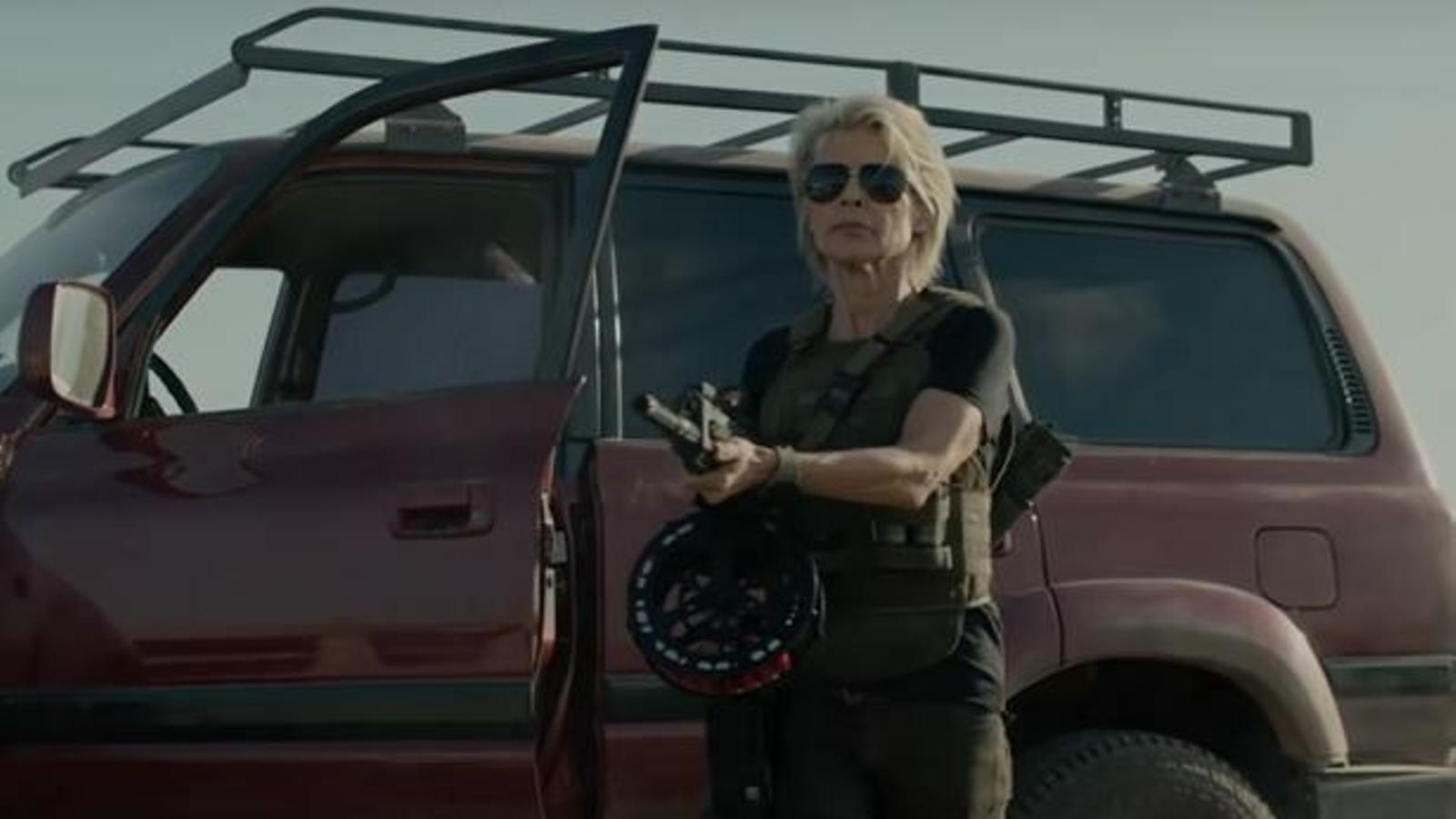Tornen Terminator i Sarah Connor: tràiler del sisè film de la saga