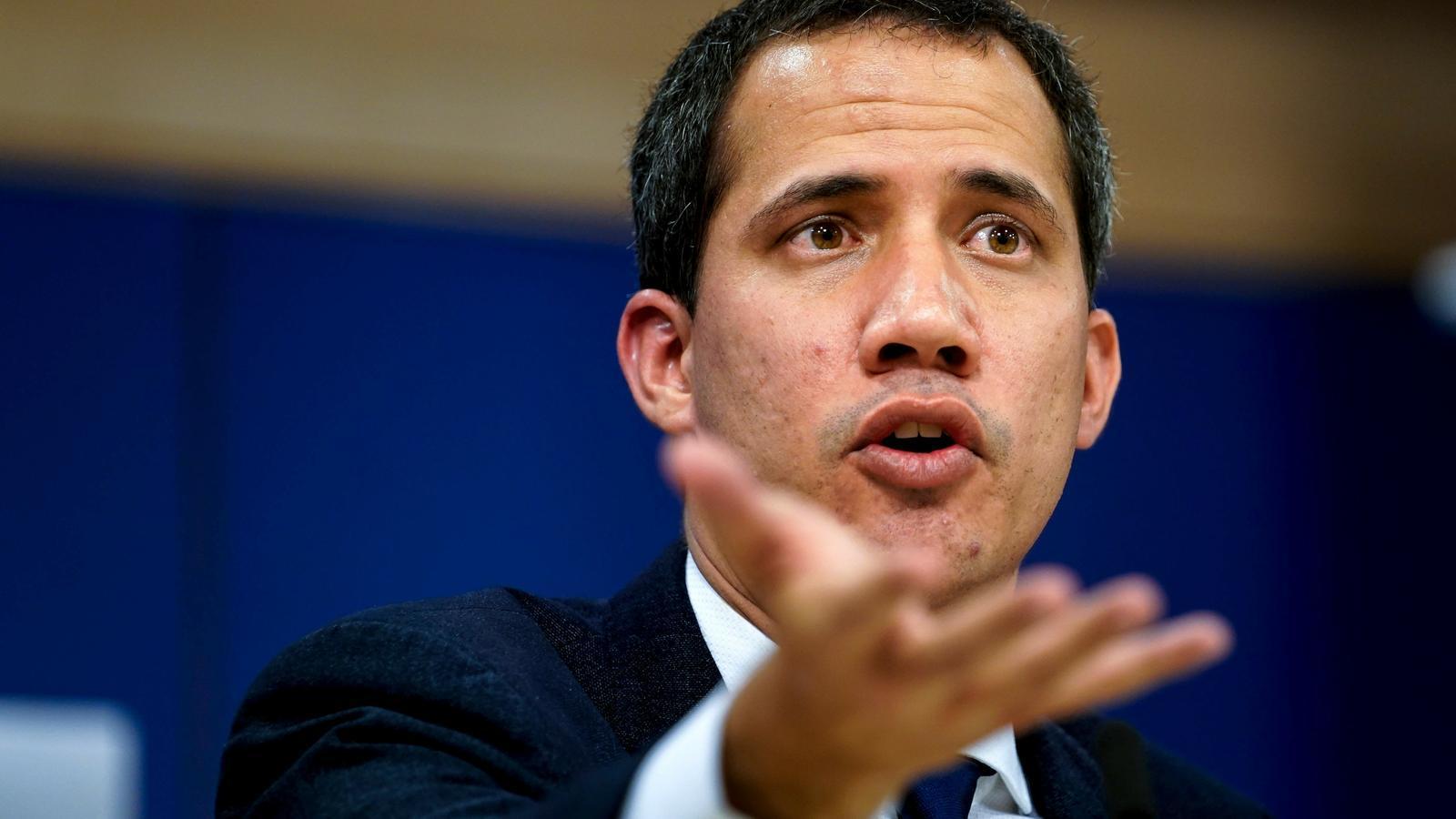 La UE evidencia les dificultats d'acollir Guaidó com a president legítim de Veneçuela