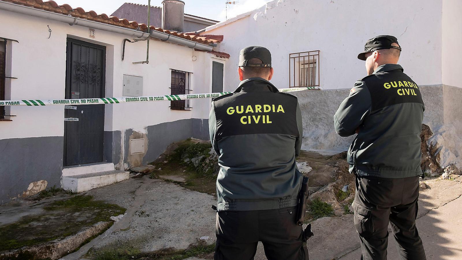 El detingut per la mort de la professora de Huelva havia sortit de la presó a l'octubre després de 20 anys