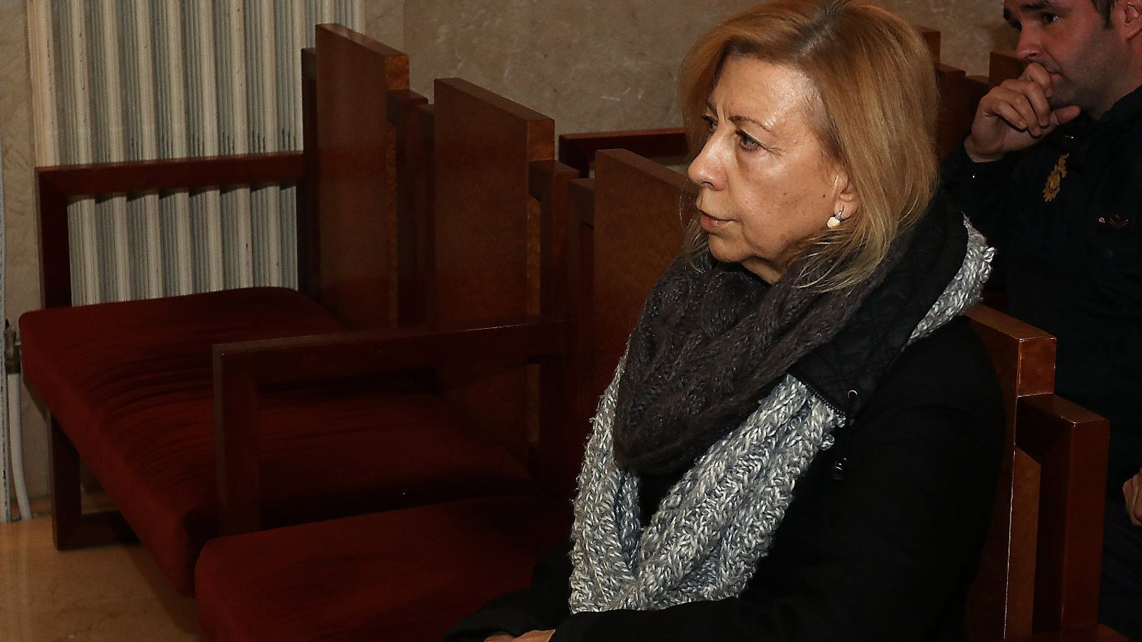 Maria Antònia Munar, expresidenta del Consell de Mallorca, a la recerca d'un darrer acord per tancar sense més presó els seus casos de corrupció.