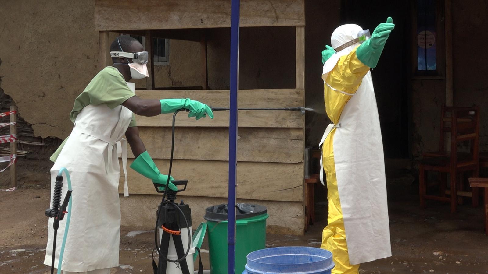 L'expansió de l'Ebola a la República Democràtica del Congo