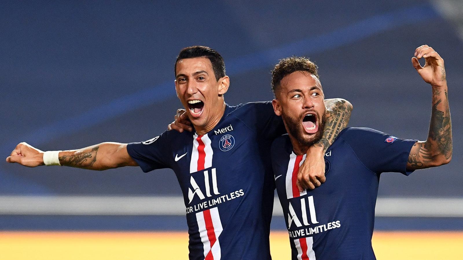 El PSG goleja i arriba a la final de la Champions (0-3)