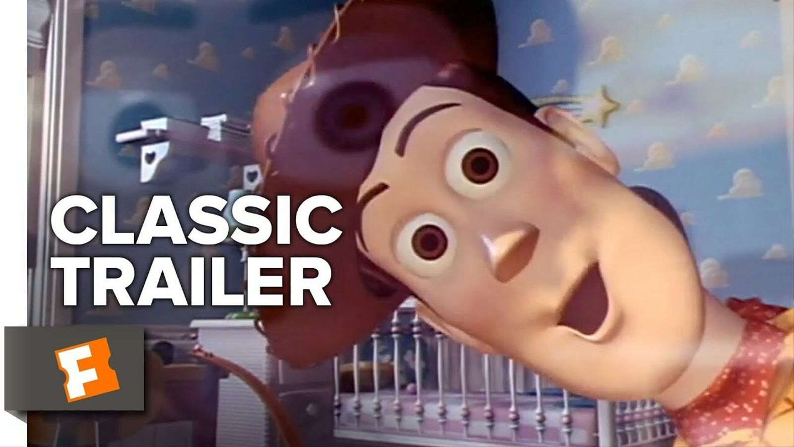 Tràiler de 'Toy Story', de John Lasseter