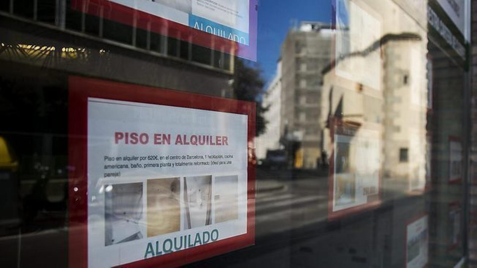 La demanda de pisos econòmic és molt alta a Palma.