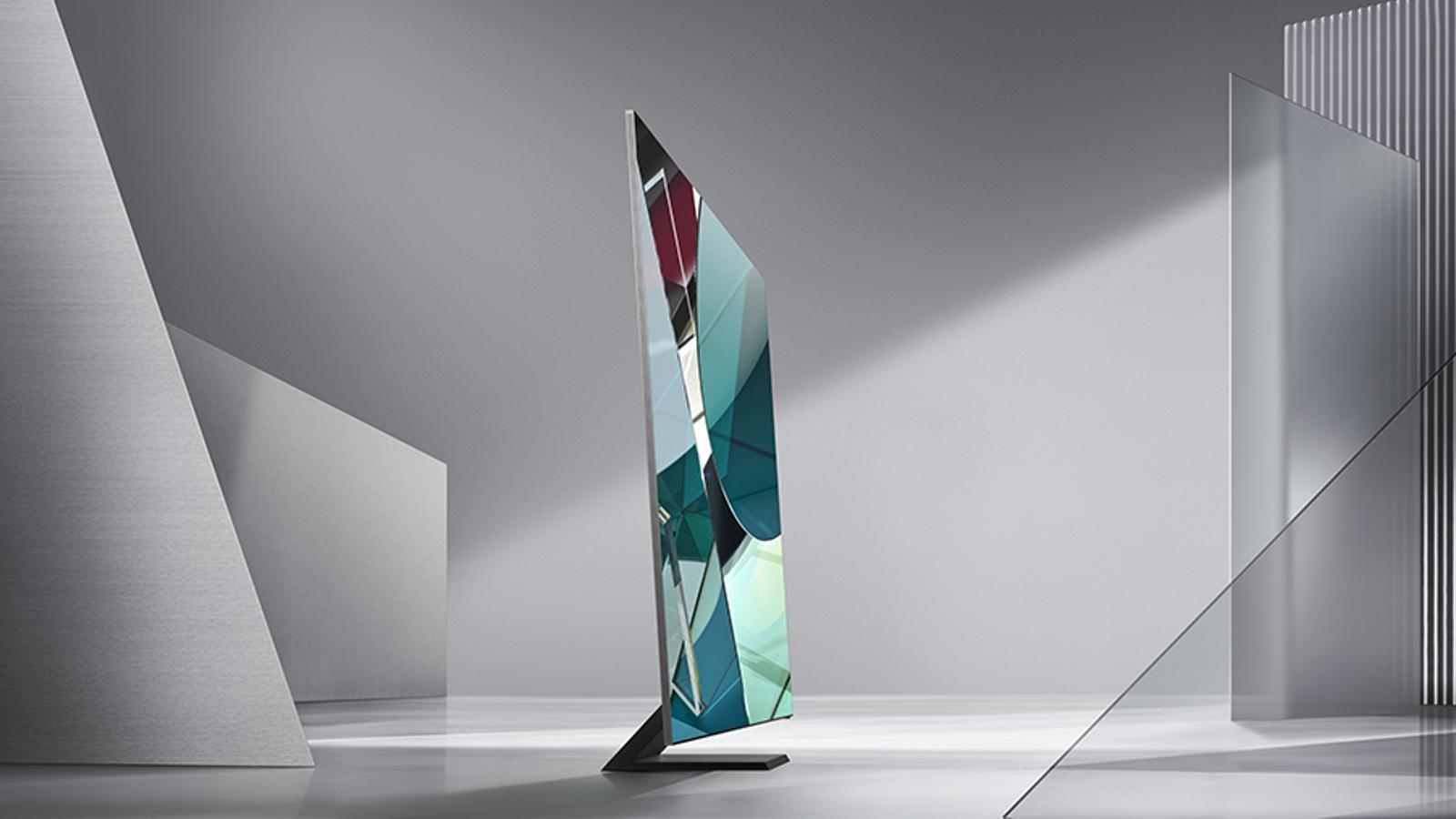 El nou model de Samsung està preparat pels pròxims avenços en continguts audiovisual