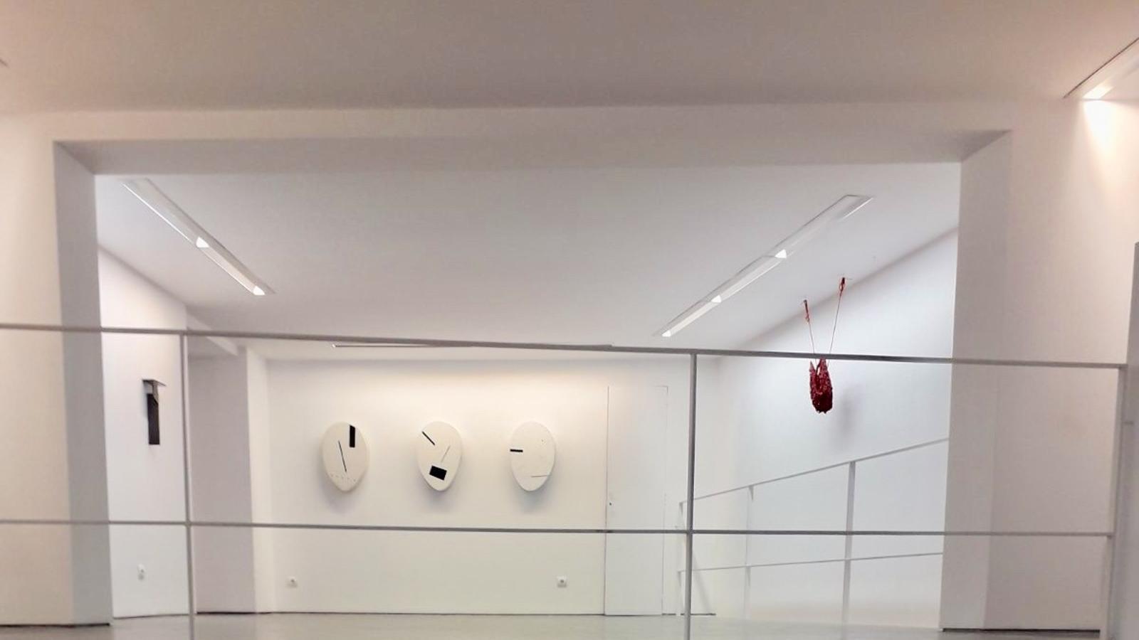 La galeria 6a de Palma reuneix set artistes a 'És/cultura'
