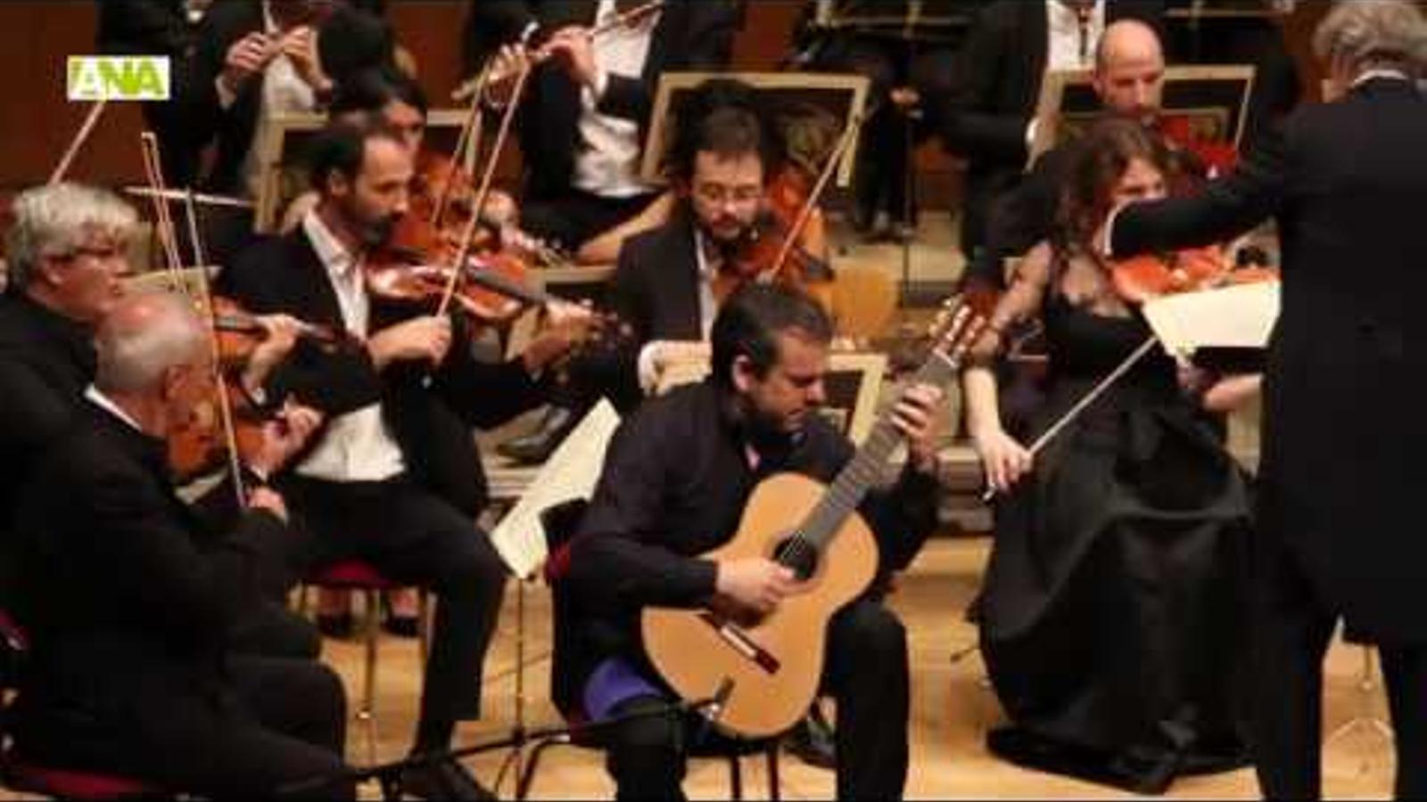 Narciso Yepes reviu a Ordino