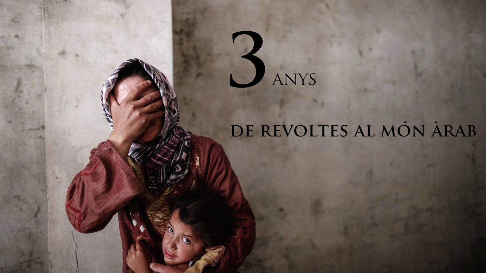 3 anys de revoltes al món àrab, en imatges.