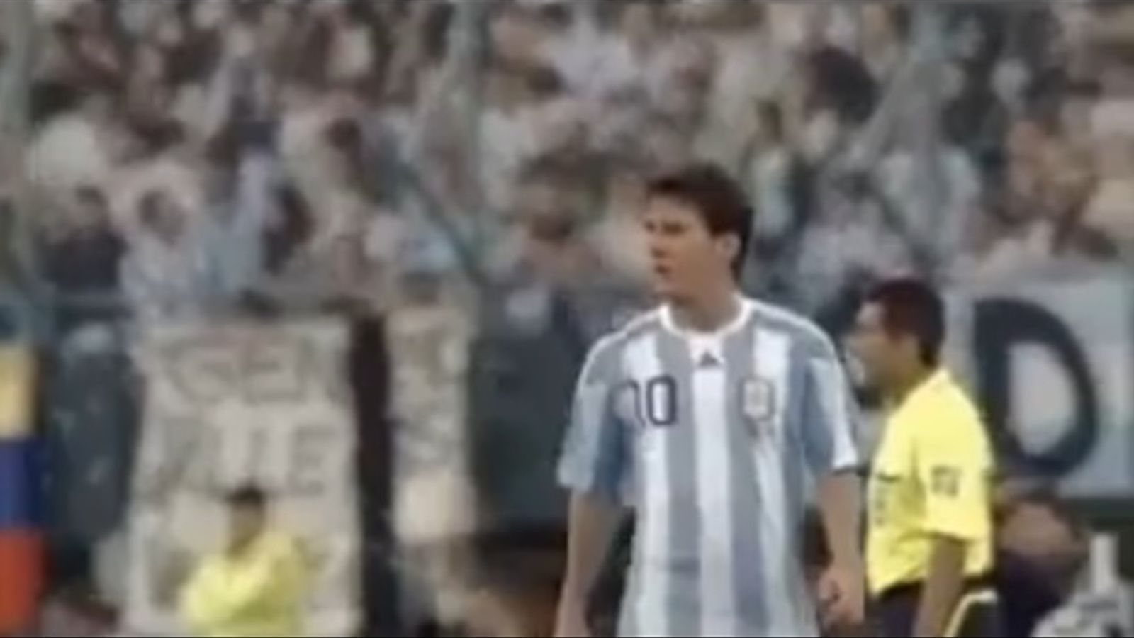 Morinho, l'entrenador de Messi a l'equip d'Adidas