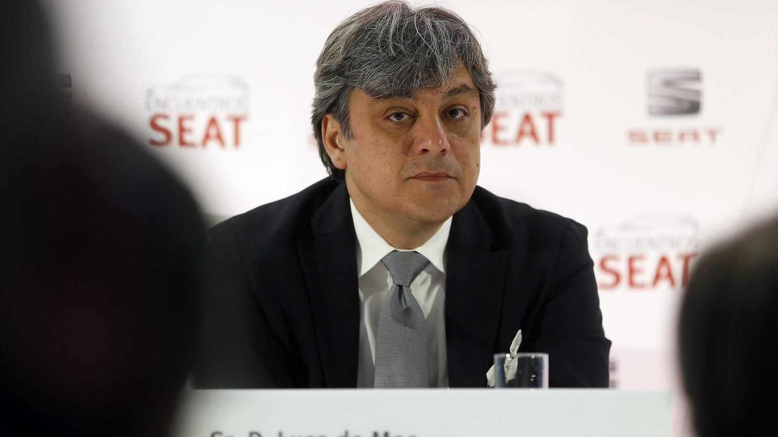 El nou president de Seat, Luca de Meo, va minimitzar el pes de l'escàndol del dieselgate per a la firma catalana.