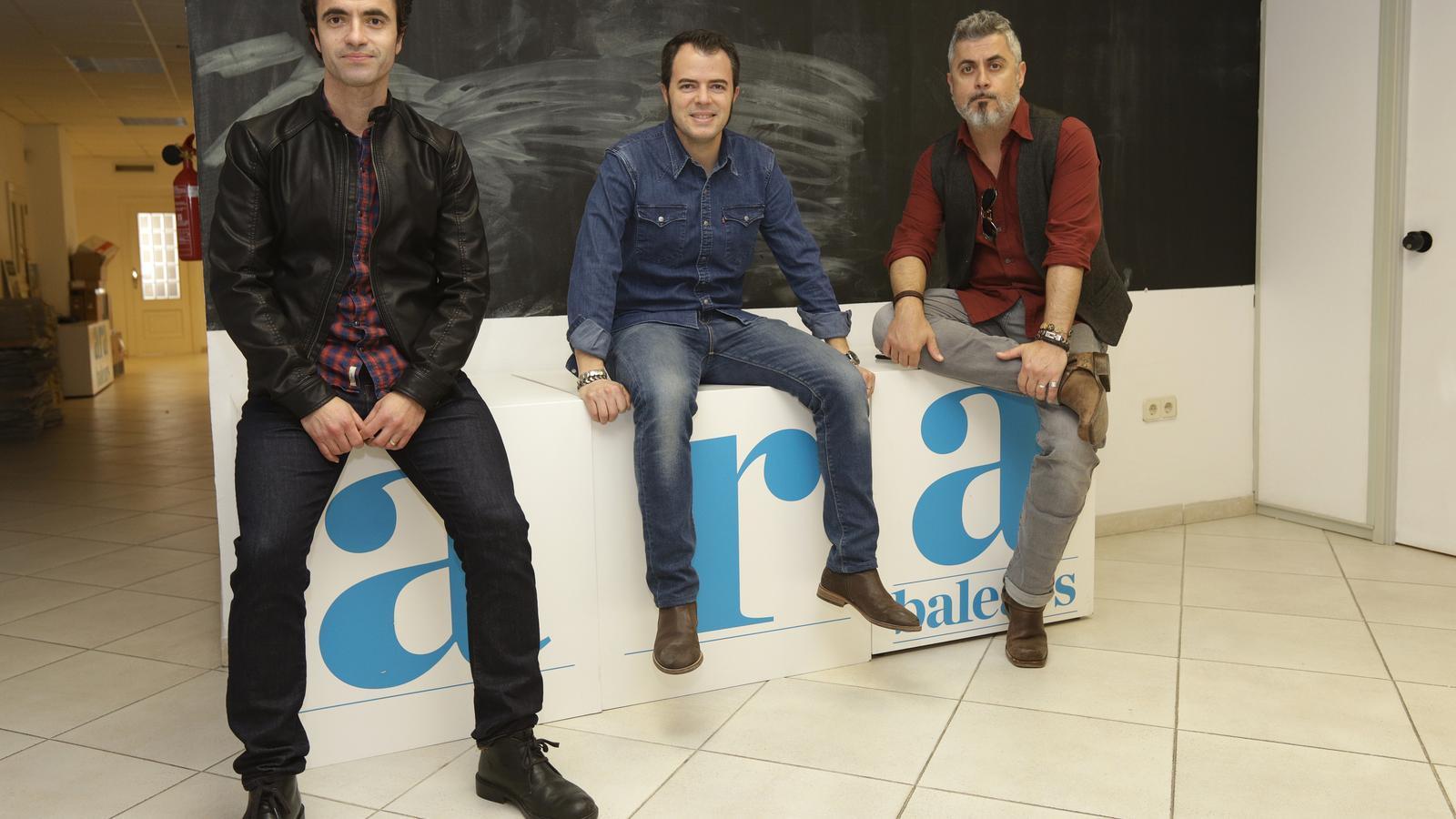 El grup mallorquí Anegats oferiran un concert el dia 30 d'abril a Lloseta