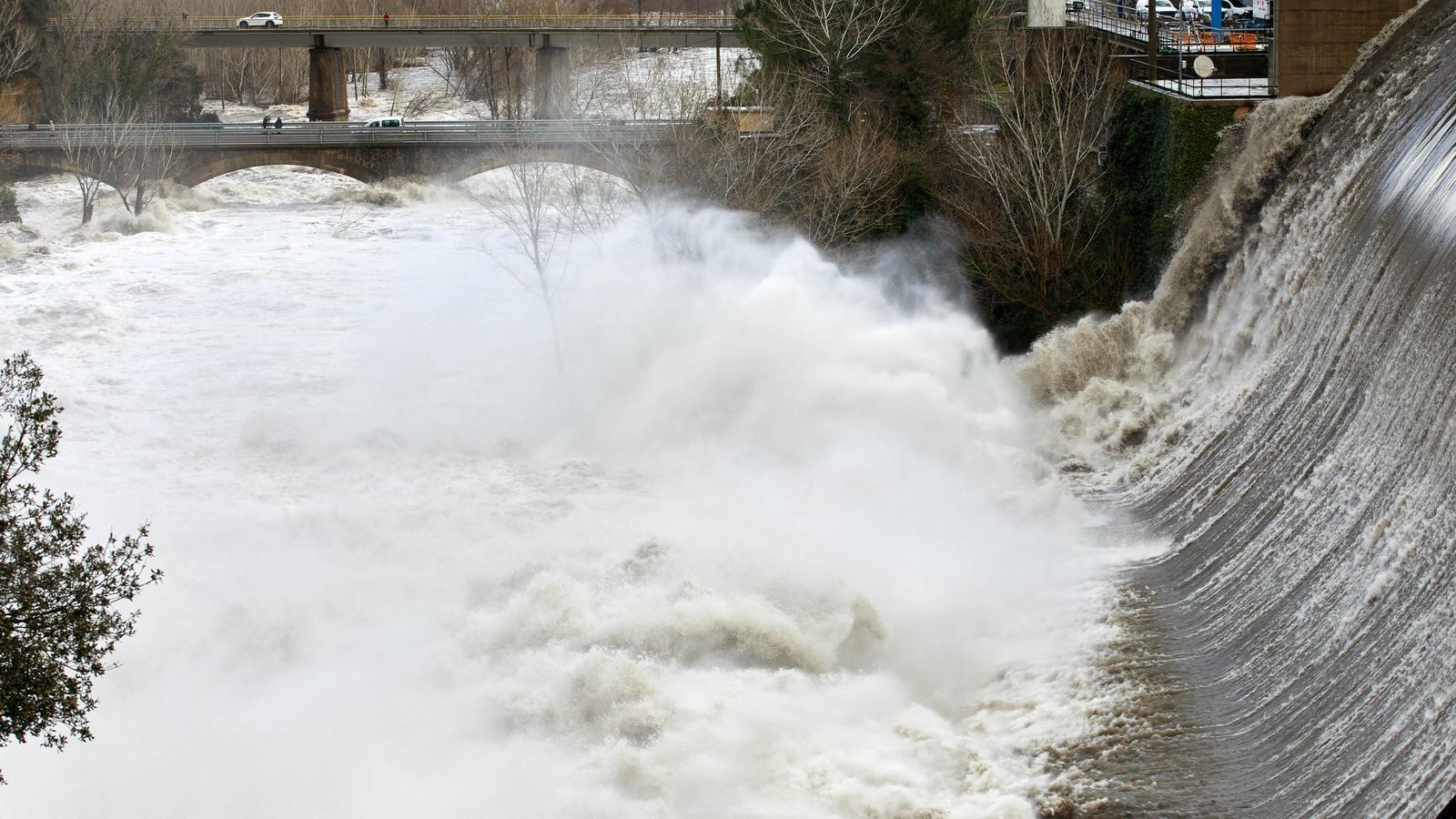 El temporal 'Gloria' s'apaga però deixa quatre morts i un desaparegut