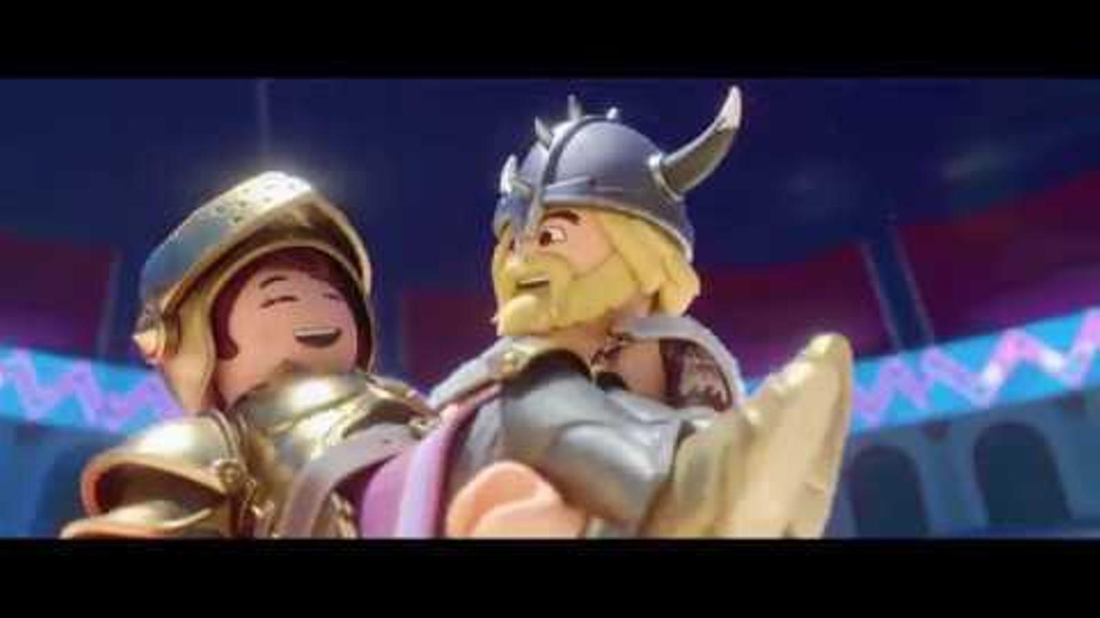 'Playmobil: La pel·lícula', tràiler