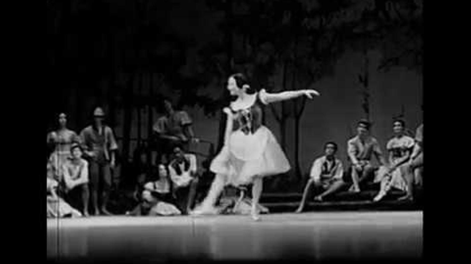 Adeu a Alicia Alonso, un dels grans mites de la dansa