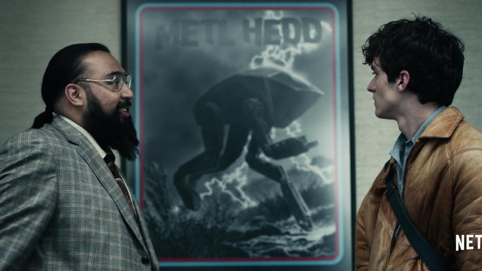 'Black mirror' estrena per sorpresa el seu telefilm interactiu