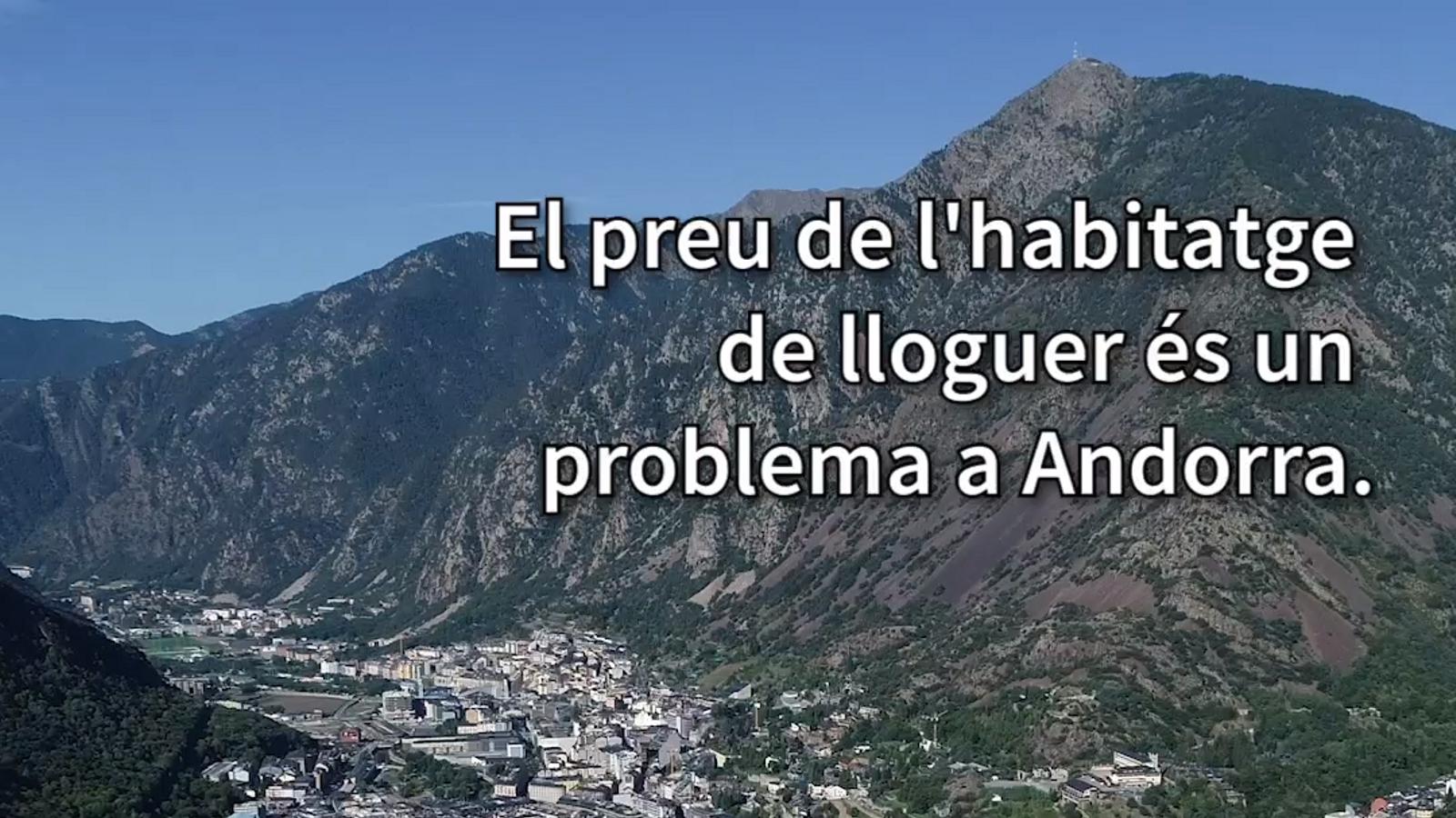 S'analitza el problema de l'habitatge a Escaldes