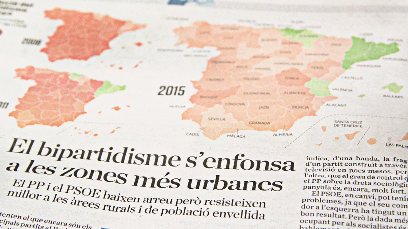 L'editorial d'Antoni Bassas: Rajoy, el PSOE i el referèndum