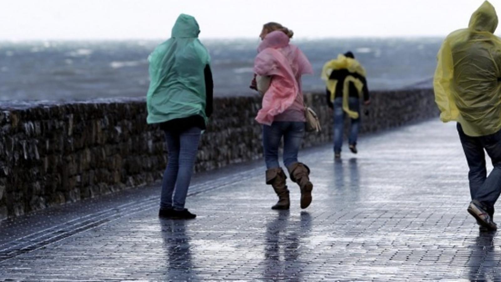 Fred i precipitacions a les Illes Balears
