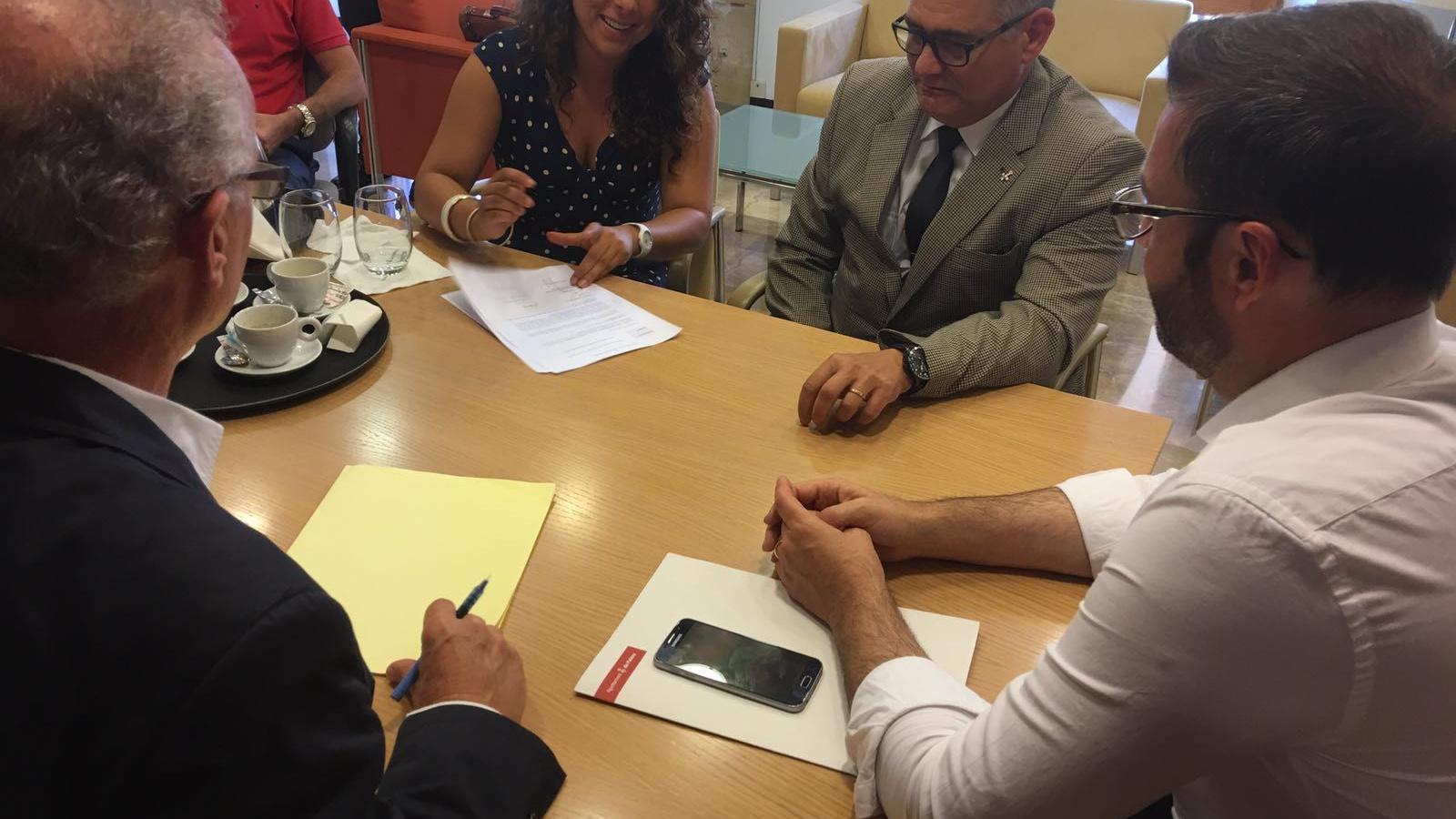 El nou cap de la Policia Local de Palma ja ha firmat el seu nomenament