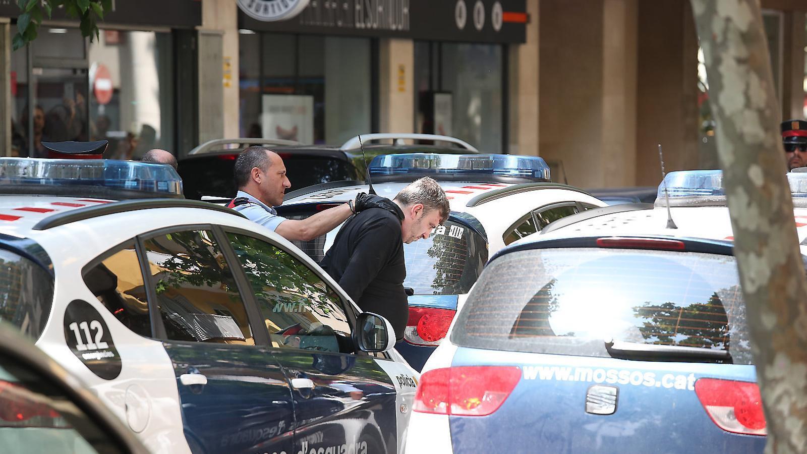 """L'acusat de matar una menor a Vilanova: """"El meu cap només recorda trobar-la morta"""""""