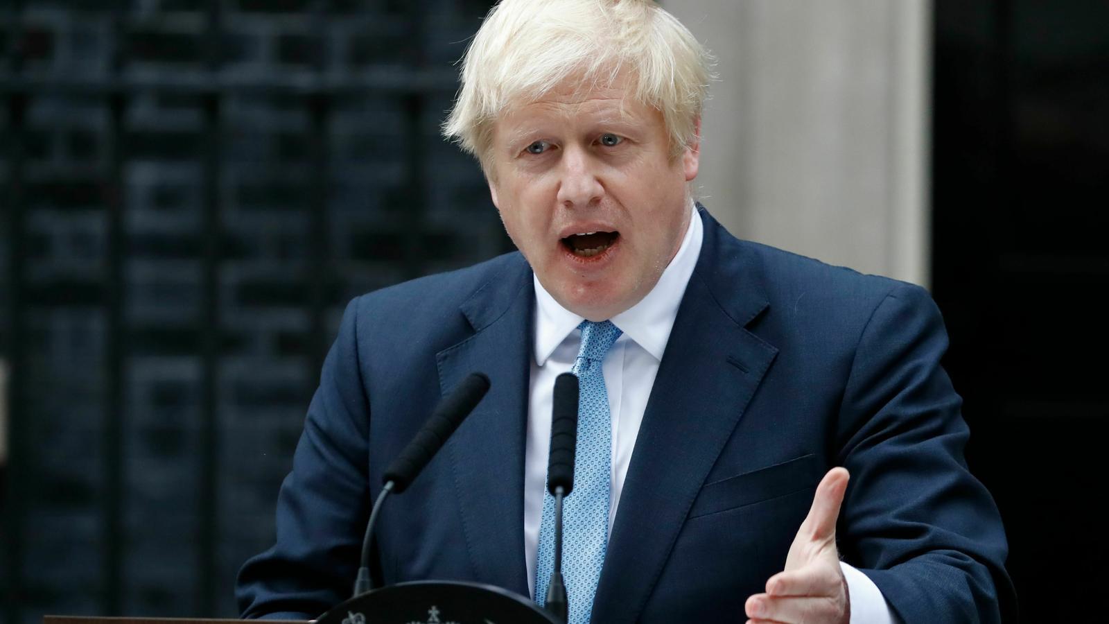 Johnson fa una última crida perquè els rebels 'tories' no votin amb l'oposició per aturar un Brexit sense acord